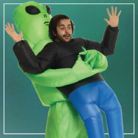 Acheter en ligne les costumes gonflables les plus originaux pour hommes