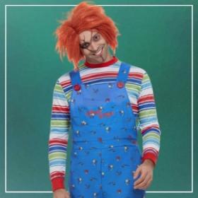 Acheter en ligne les costumes Halloween les plus originaux pour hommes