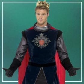 Acheter en ligne les costumes médiéux les plus originaux pour hommes