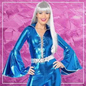 Acheter en ligne les costumes disco les plus originaux pour femme
