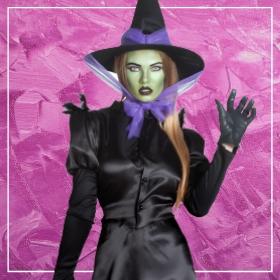 Acheter en ligne les costumes Halloween les plus originaux pour femme
