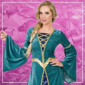 Acheter en ligne les costumes médiévaux les plus originaux pour femmes