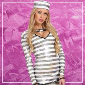 Acheter en ligne les costumes sexy les plus originaux pour femmes