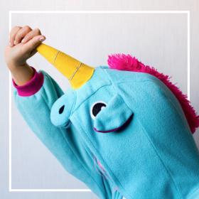 Costumes licorne pour Carnaval et halloween
