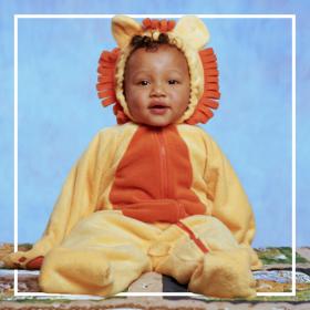Costumes lion pour Carnaval et halloween