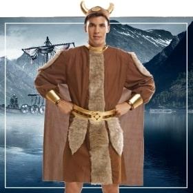 Déguisements Viking homme