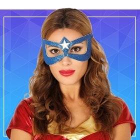 Masques pour déguisements