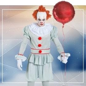 Déguisements clowns pour une soirée thématique