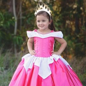 Costumes Princesse Aurore pour filles et femmes
