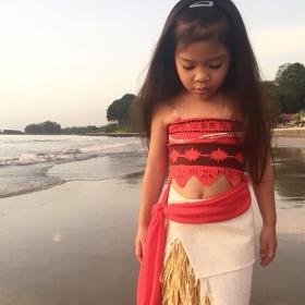 Costumes Princesse Vaiana pour filles et femmes