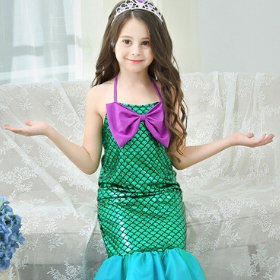 Costumes Princesse Ariel pour filles et femmes