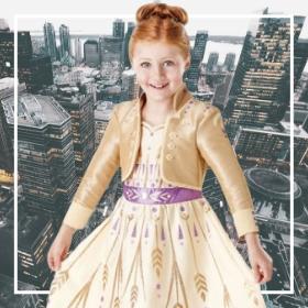 Déguisements princesses fille pour fêtes et Carnaval