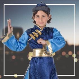 Déguisements ninja garçon pour fêtes et Carnaval