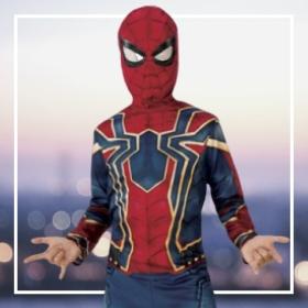 Déguisements super-héros garçon pour fêtes et Carnaval