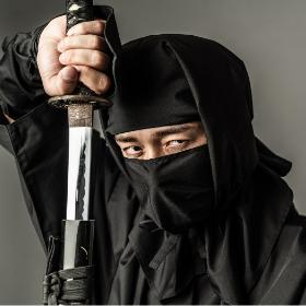 Costumes ninja pour fêtes et Carnaval