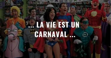 Acheter costumes Carnaval 2021