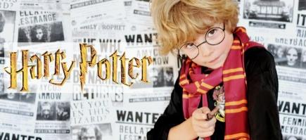 Costumes et accessoires officiels Harry Potter