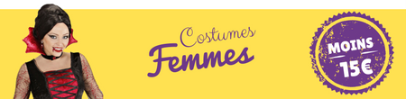 Costumes pas chers pour femmes