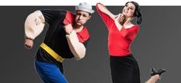 idées déguisements originaux pour couples