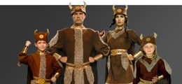 idées déguisements originaux pour grands groupes et familles
