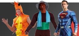 idées déguisements originaux pour hommes