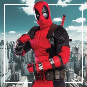 Costumes Deadpool pour Carnaval et fête thématiques