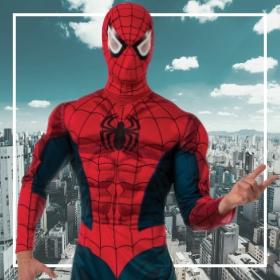 Costumes Spiderman pour Carnaval et fête thématiques