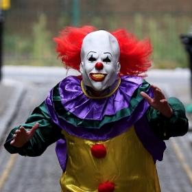 Masques Clowns maléfiques pour déguisement Halloween