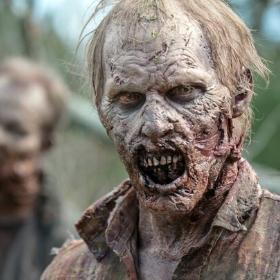 Masques Zombies pour déguisement Halloween