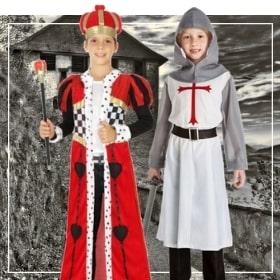 Costume médiévaux garçons