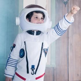 Costumes astronautes pour fêtes et Carnaval