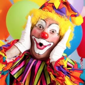 Costumes clown pour fêtes et Carnaval