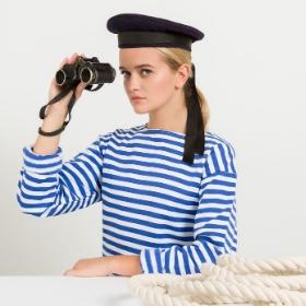 Costumes marin pour fêtes et Carnaval