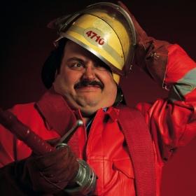 Costumes pompiers pour fêtes et Carnaval
