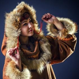 Costumes esquimaux pour fêtes et Carnaval