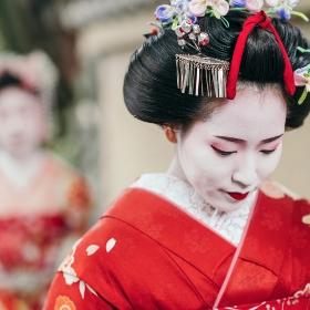 Costumes geisha pour fêtes et Carnaval