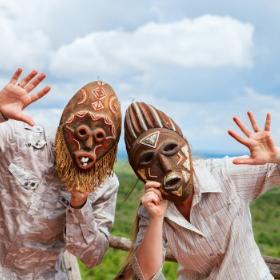 Costumes tribus pour fêtes et Carnaval