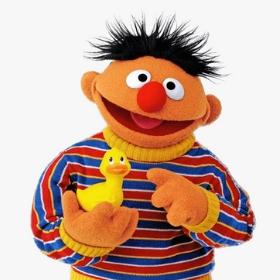 Déguisements Ernie pour Carnaval et fêtes