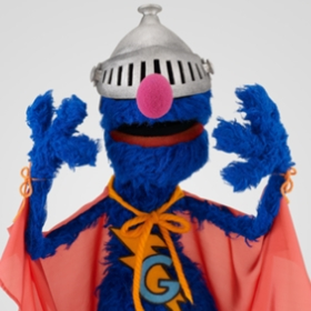 Déguisements Grover pour Carnaval et fêtes