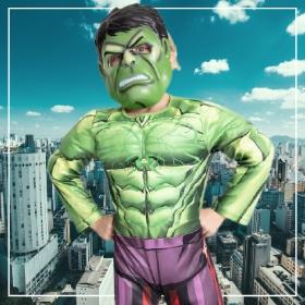 Boutique en ligne de déguisements Hulk