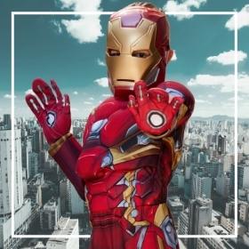 Boutique en ligne de déguisements Iron Man