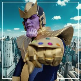 Boutique en ligne de déguisements Thanos