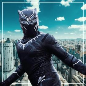 Boutique en ligne de déguisements Black Panther