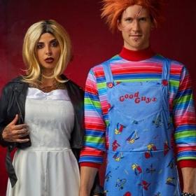 Déguisements la poupée Chucky pour Halloween et fête terreur