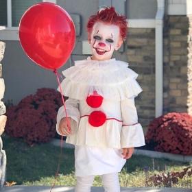 Déguisements clowns assassins pour Halloween et fête terreurde miedo