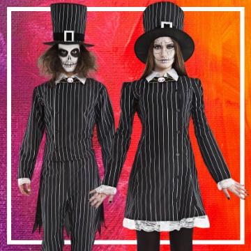 Boutique en ligne de déguisements Halloween pour les couples