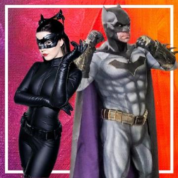 Boutique en ligne de déguisements super-héros pour les couples