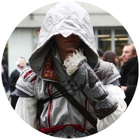 Achetez en ligne les déguisements plus originaux d' Assassin's Creed et ses personnages