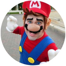 Achetez en ligne les déguisements plus originaux de Super Mario et ses personnages