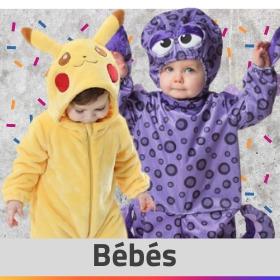 Idées pour déguiser vos bébés avec des costumes originaux